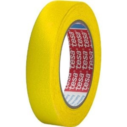tesa® 4671 tesaBand Premium Amarillo Fluorescente Mate