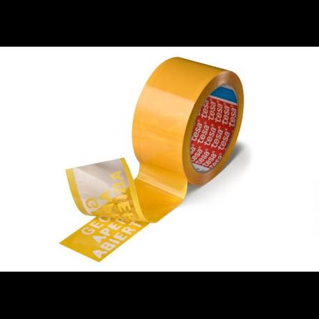 tesa® 64007 Sello de Seguridad cinta lacre del cartón